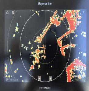 Display Screen (Radar)